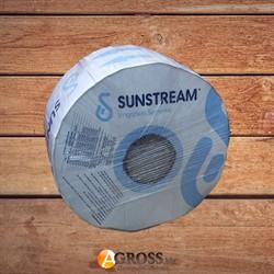 Капельная лента SUNSTREAM® 8mil 10см х 2000м - фото 8296